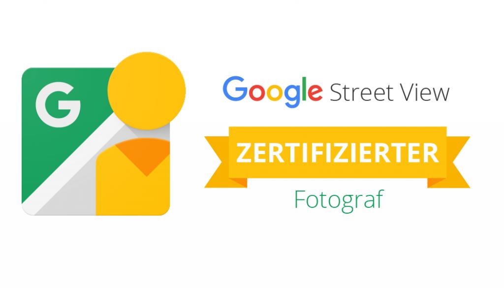 Google Street View Zertifizierter Fotograf – Albrecht Medien