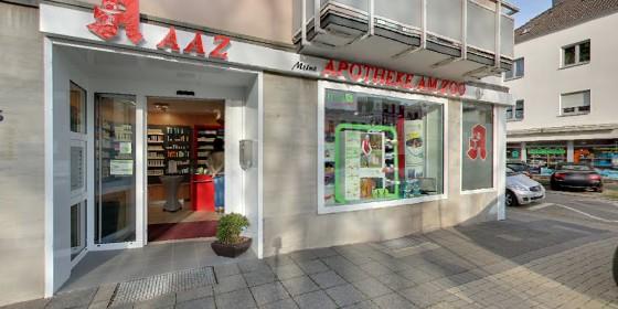 Virtueller Rundgang Krefeld Apotheke